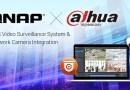 QNAP NAS Video Überwachung. Netwerkkameras von Dahua.