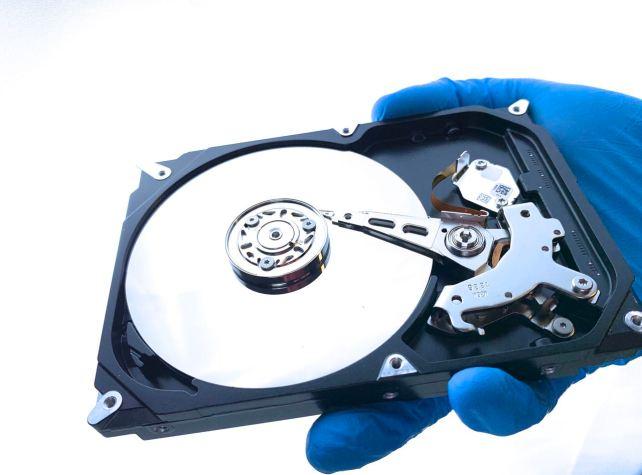 Seagate ST500DM002 Festplatte zur Datenrettung