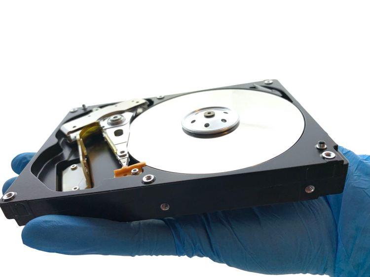 Datenrettung einer Toshiba DT01ACA100