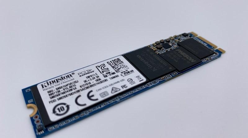Kingston SSD RBU-SNS8154P3/512G