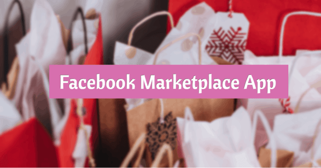 Marketplace on Facebook