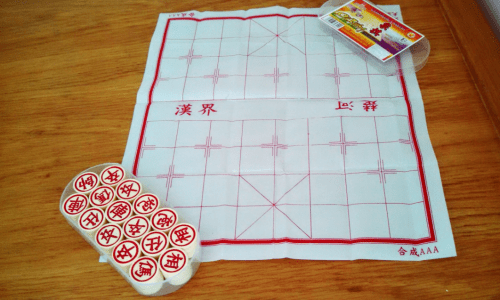 Board Game Date Chinese Chess