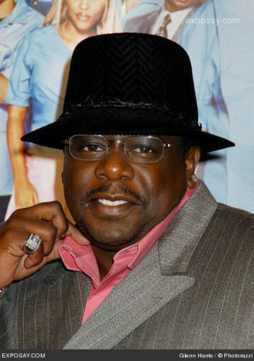 Comedian and Actor Cedric the Entertainer