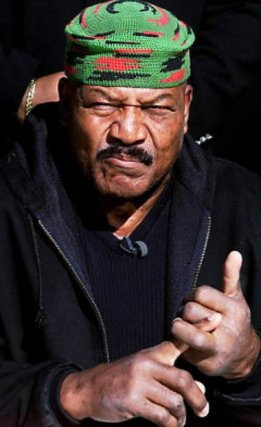 The One and Only Jim Brown!