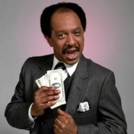 """Sherman Hemsley as """"George Jefferson"""""""