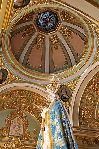 Camarín de La Virgen