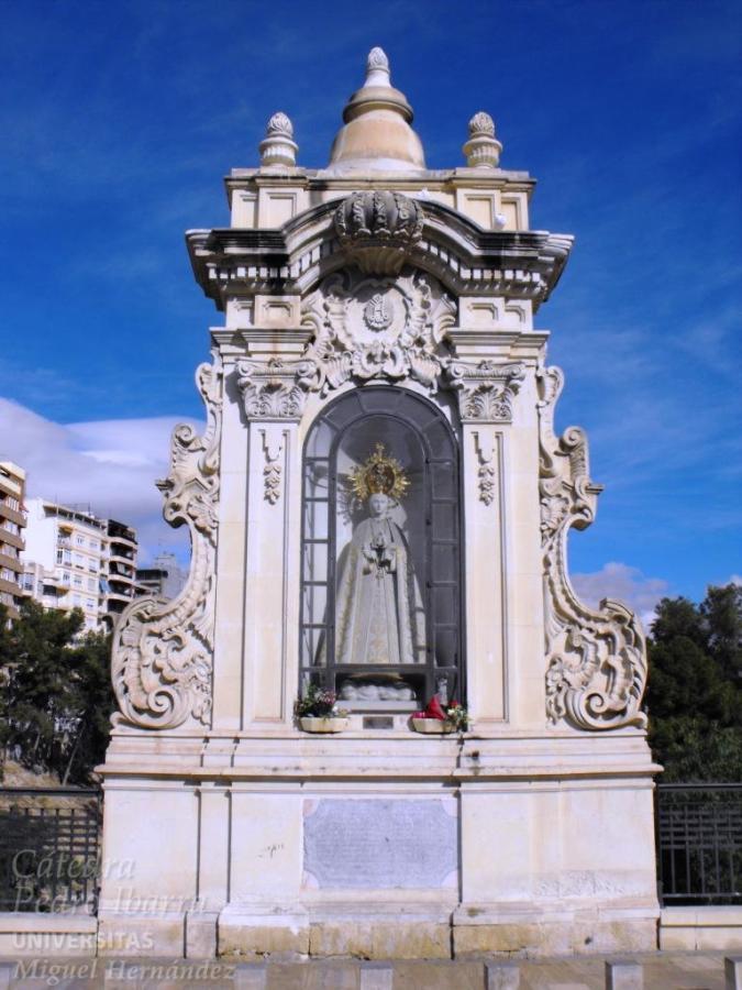 Hornacina de La Virgen