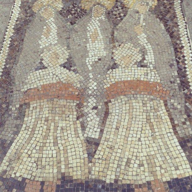 Mosaico Tres Marías