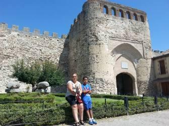 Entrada al Castillo y toros celtíberos