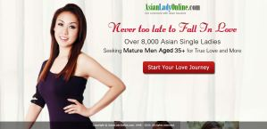 AsianLadyOnline Review Homepage