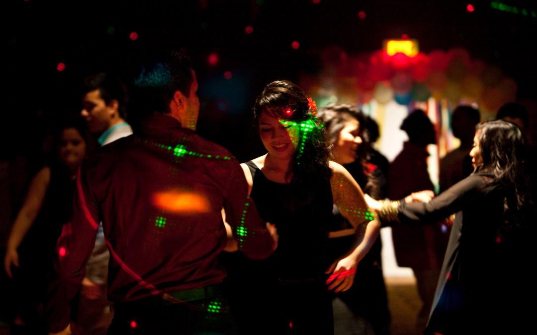 Salsa Dancing & Sangria's!