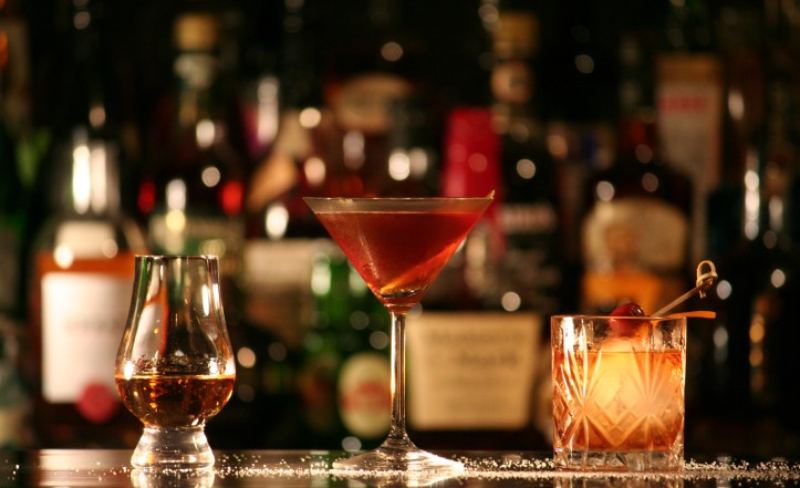 Rum_Manhattan_Tequila_Old_Fashioned