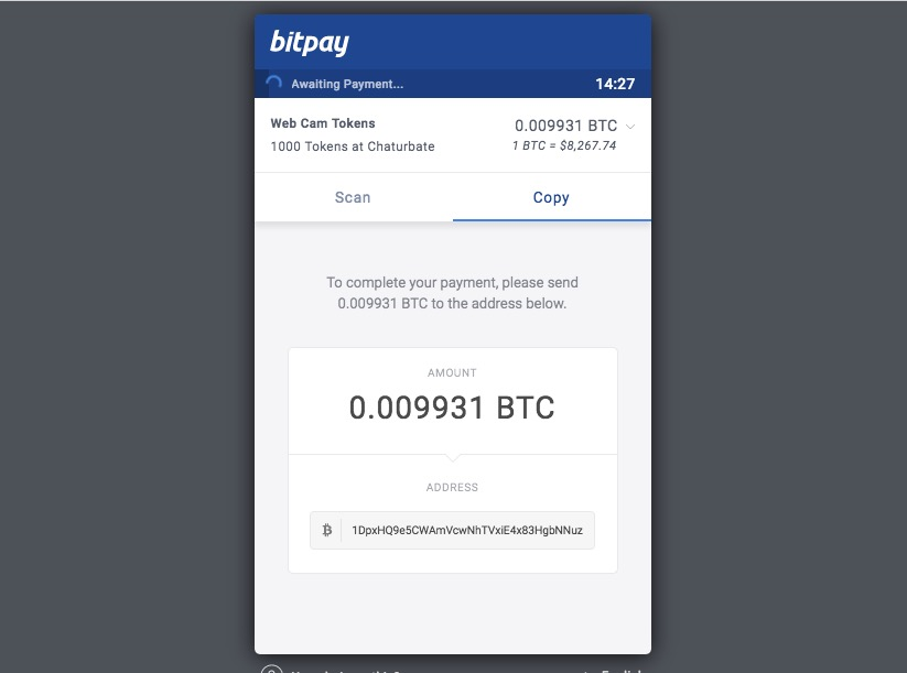 copy code and send coins