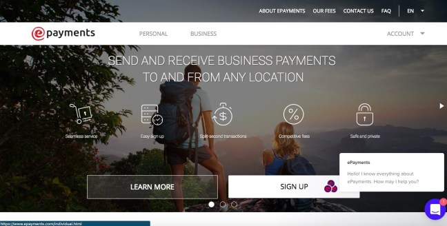 epayments onlinepaymentservices