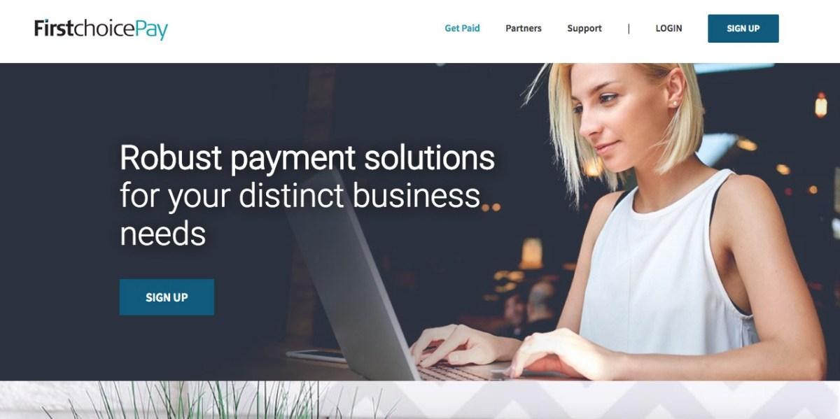 firstchoicepay payment gateway list
