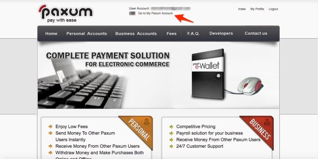 paxum online payment services