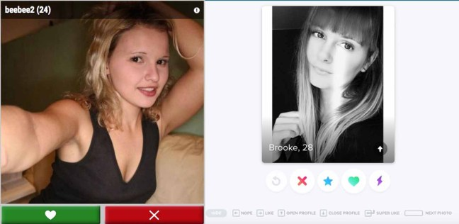 dirty tinder vs tinder