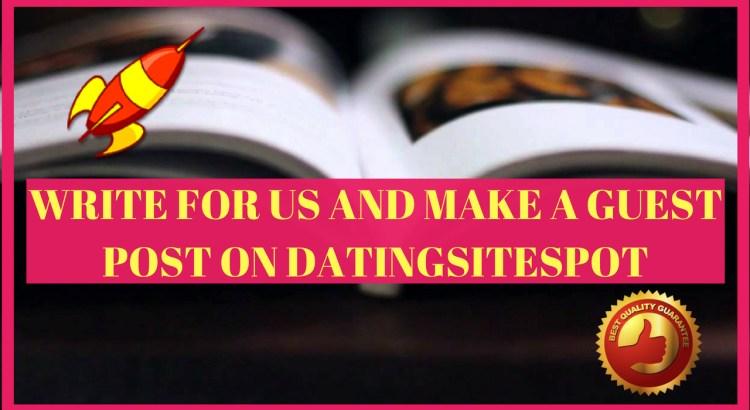 guest post on datingsitespot