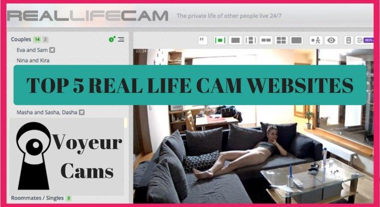 top 5 reallifecam alternatives websites