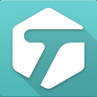tagged app logo