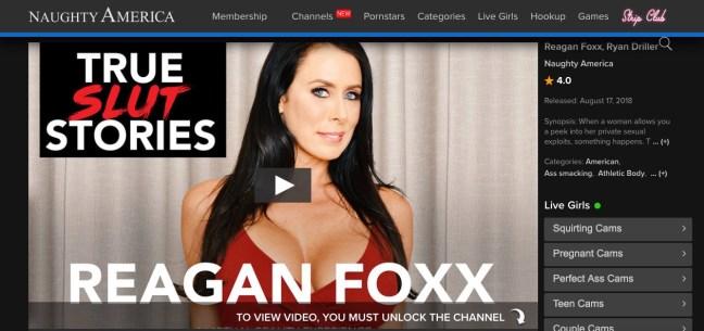 reagan foxx fucks and tells and fucks in vr