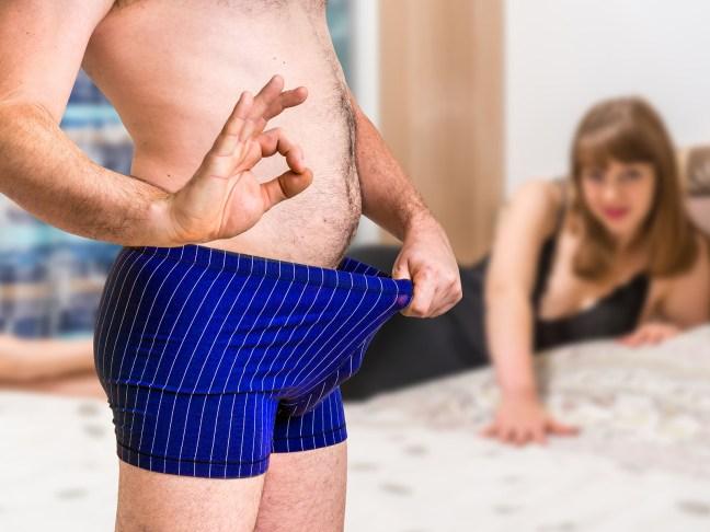 bluechew effects panties