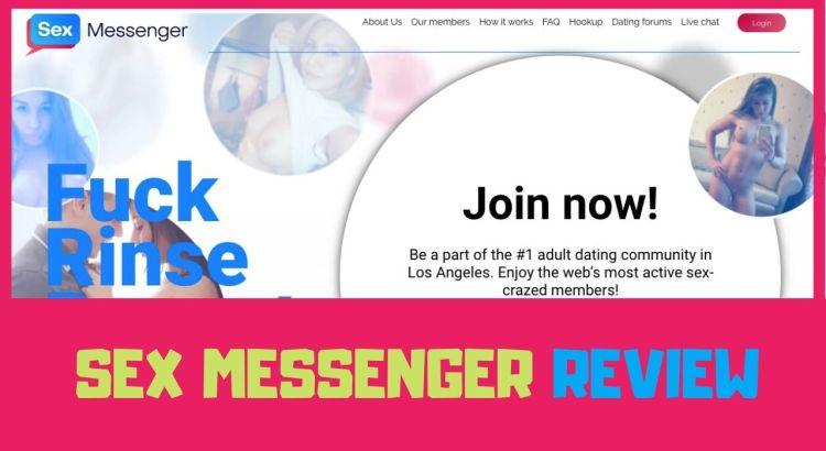 sex messenger review