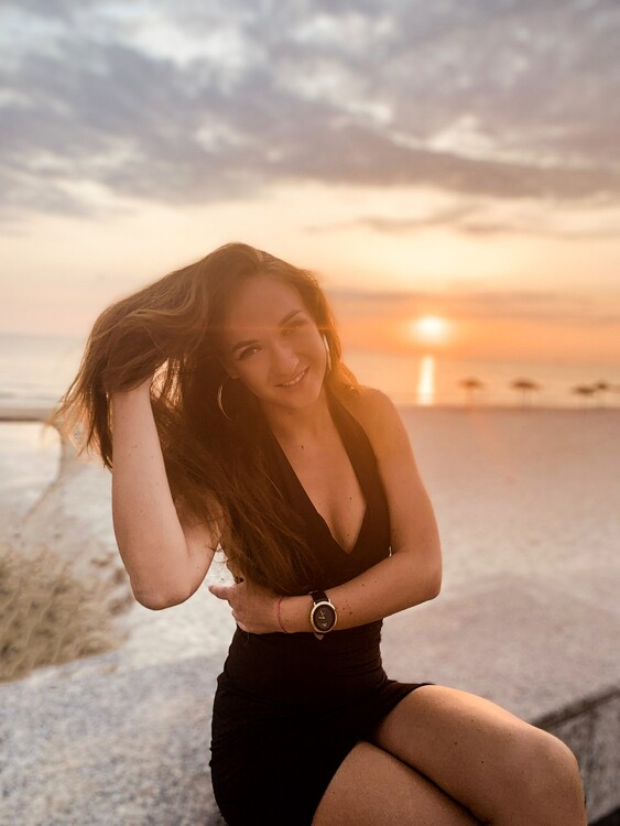 Kateryna dating without marriage in mind