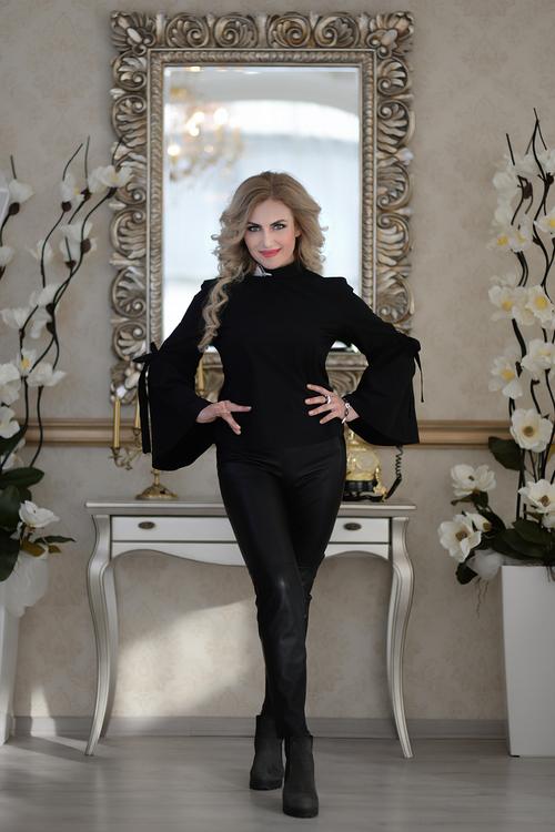 Irina russian bridesmaid