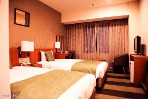 [紀伊半島6-6]Hotel Granvia Wakayama (ホテルグランヴィア和歌山)