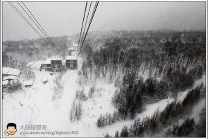 [日本中部飛驒高山 DAY4-2]新穗高:新穗高纜車