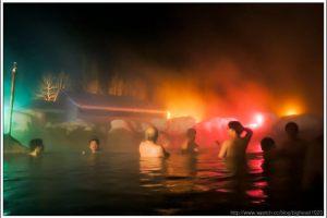 [阿拉斯加費爾班克斯 DAY3-2]契那溫泉(Chena Hotsprings Resort)