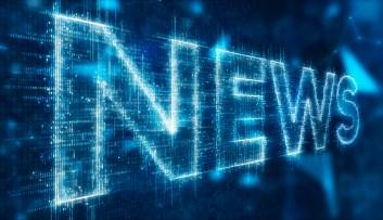 3d text of news