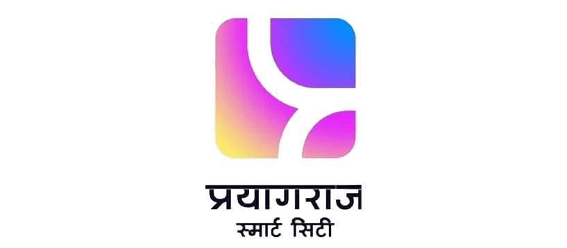 pryagraj smart city logo