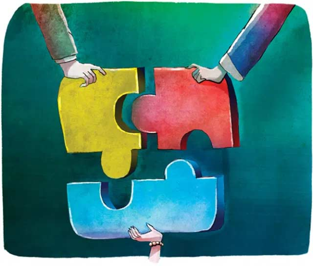 Balance del desempeño de la alianza opositora antes de las campañas