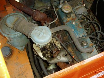 Forklift Manifold Datsun Club