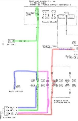 Sr20det Alternator Wiring Diagram | WIRING DIAGRAM