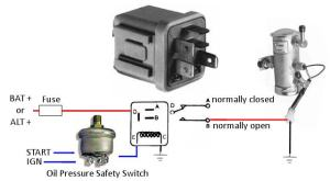 1986 720 FP relay wiring  Electrical  Ratsun Forums