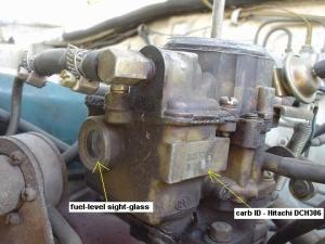 Tech Wiki  Carburetor Adjustment : Datsun 1200 Club