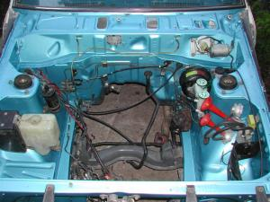 Tech Wiki  Engine Bay : Datsun 1200 Club