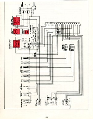 Datsun Electronic Fuel Injection  Wiring Diagrams