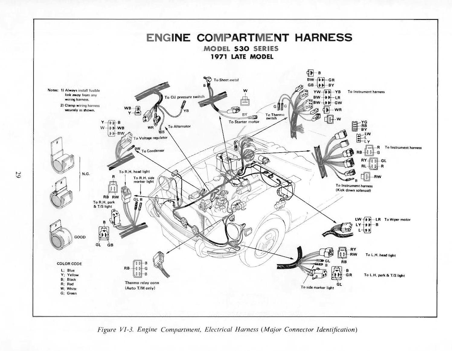 Karmann Ghia Wiring Harness