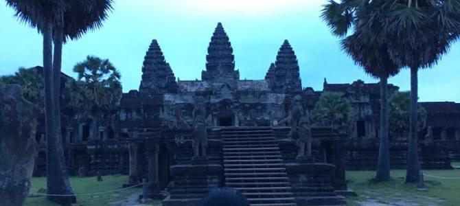 2017年8月のアジア(タイ・カンボジア)の旅行4