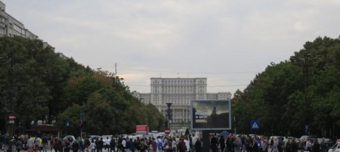 ルーマニア ブカレスト 528DAYS part2(SEP/25/2019)