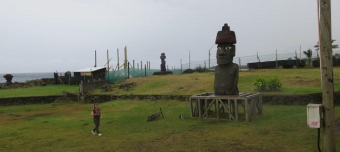 チリ イースター島 623DAYS(JAN/4/2020)