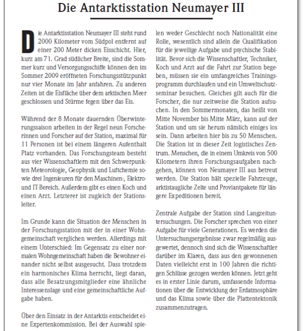 Học tiếng Đức miễn phí với DatTranDeutsch - Bài thi B2 phần đọc 2b