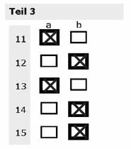 Học tiếng Đức miễn phí với DatTranDeutsch - Bài thi B2 đáp án phần đọc 3