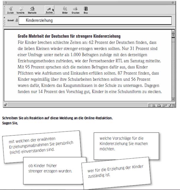 Học tiếng Đức miễn phí với DatTranDeutsch - Bài thi B2 phần viết 1b
