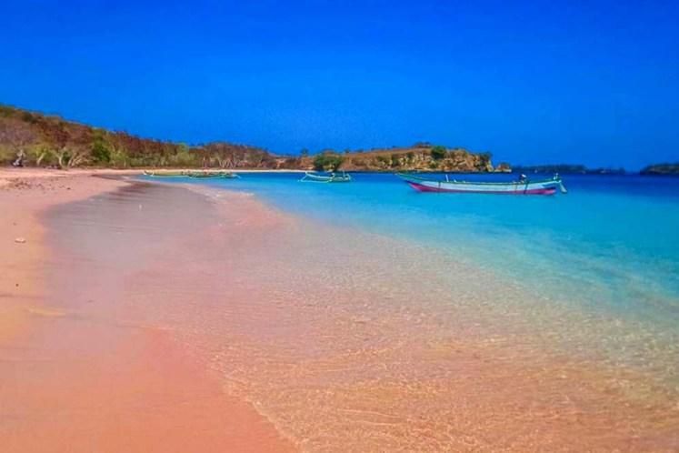 Pantai Tangsi, Lombok