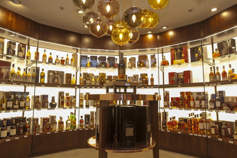 Fortnum & Mason Whiskey Department